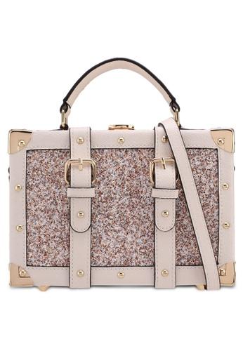 ALDO beige Morrisburg Top Handle Bag C9348AC2C50106GS_1