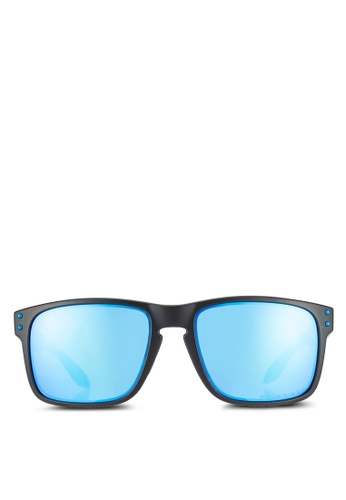 f23a6e2af Buy Oakley Performance Lifestyle OO9244 Polarized Sunglasses Online on ZALORA  Singapore