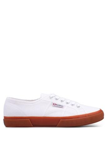 Superga white Vintage Deluxe Cotu Sneakers 02E13SH0BA7BB1GS_1