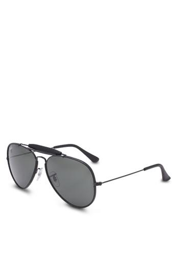 d1f15a586 Buy Ray-Ban Aviator Craft RB3422Q Sunglasses | ZALORA HK