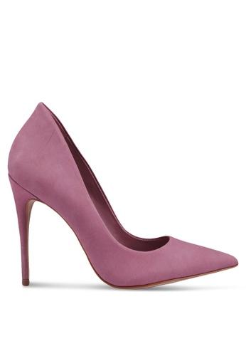 ALDO 粉紅色 經典高跟鞋 A9486SHE7F3BD3GS_1
