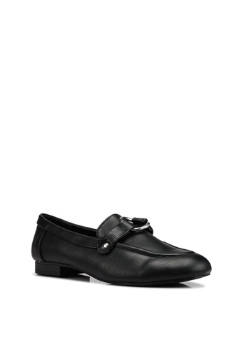 da52268b7be Buy Dorothy Perkins W Black Loyal Loafers