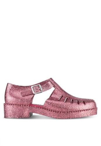 Melissa pink Melissa Aranha 79/16 Ad Flats ME121SH0SF35MY_1