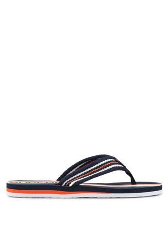 Superdry orange Trophy Flip Flops CAD40SHB8F3EDEGS_1