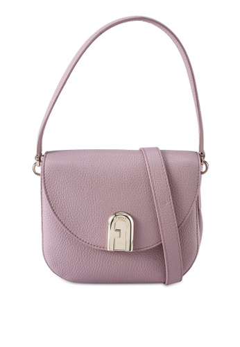 Furla purple Swing Mini Crossbody Bag (zt) A33D9AC11594C3GS_1