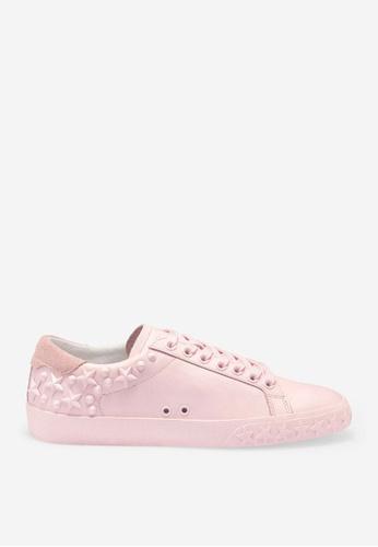 ASH pink Dazed - Pink Star Elements Sneakers 3511ASH050DE8AGS_1