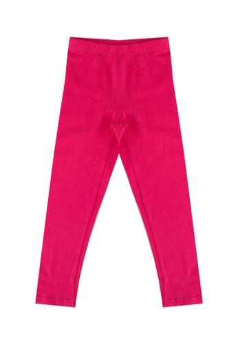FOX Kids & Baby pink FOX KIDS Girl Leggings 83110KAE9DEE7EGS_1