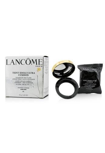 Lancome LANCOME - Teint Idole Ultra Cushion Liquid Cushion Compact SPF 50 - # 01 Pure Porcelaine 13g/0.45oz F2397BEF439578GS_1