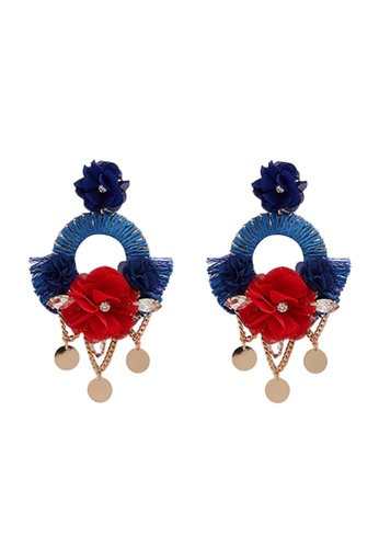 ALDO blue ALDO Ackers Earrings 3E4D9AC295405CGS_1
