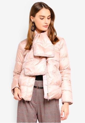 ESPRIT pink Short Outdoor Woven Jacket D0C40AA723886BGS_1