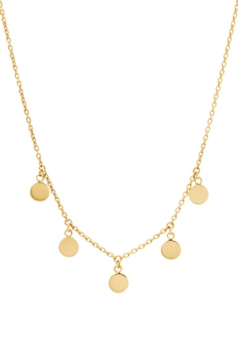 Pastiche gold Gypsy Moon Necklace 3725EACDC9C6CAGS_1