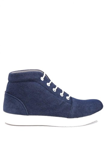 Dr. Kevin navy Dr. Kevin Women Boot Casual Shoes 4011 - Navy DR982SH58OABID_1