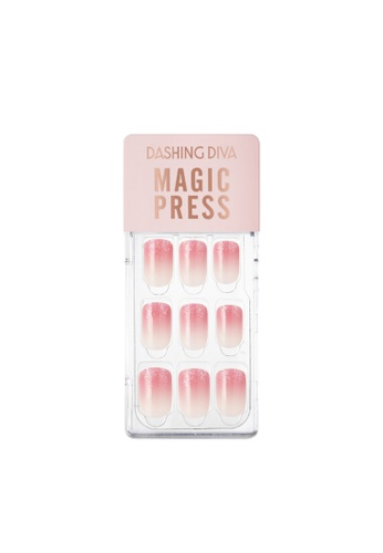 Dashing Diva DASHING DIVA Magic Press Gradation Mani Pink Gradation MWK050 A0195BE0C150A8GS_1
