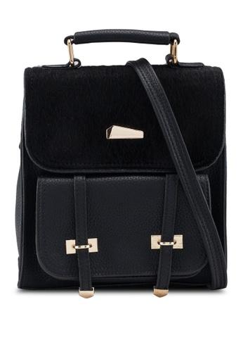 Berrybenka black Pramesa Decca Backpack B3C3AACC3B4DE0GS_1
