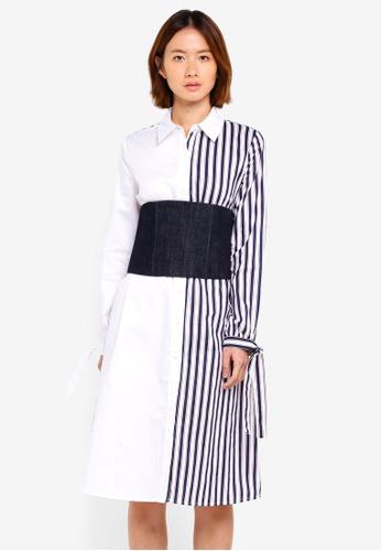 Haute Kelly red Hye-Rin Dress 13E10AA6B59646GS_1