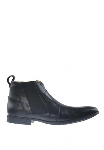 Sebago black Elbrus Chelsea M 7E648SH5F4DB0EGS_1