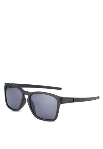 Oakley black Performance Lifestyle OO9358 Sunglasses OA636GL65LDYMY_1