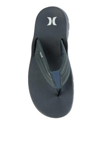 hurley blue Fusion 2.0  Sandal 263A0SHAAAC4FDGS_1