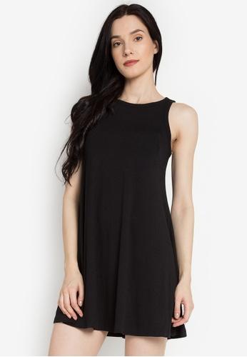 J&M black Kay Dress JM006AA0KJ3EPH_1