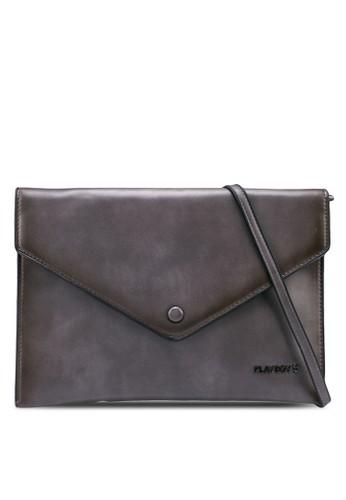 Playboy green Playboy Clutch Bag 493F3AC2112337GS_1