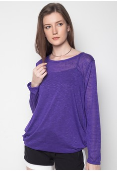 SB Sheer LS Top