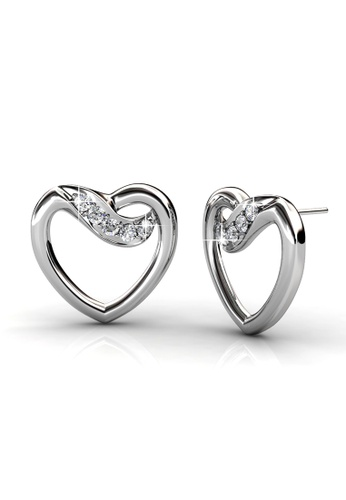 Her Jewellery silver Angel Set - Made with Premium grade Zirconia & crystals from Austria 3CB58ACF2602C3GS_1
