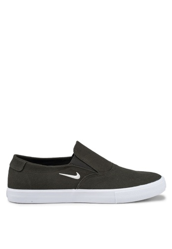 7256fd91006d Buy Nike Nike Sb Portmore Ii Solarsoft Slip Shoes Online on ZALORA ...