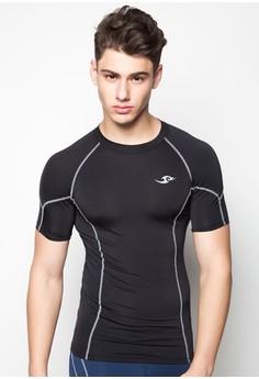 Short Sleeves Compression Shirt