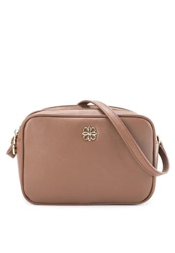 Les Catino brown Paris De Etoile Camera Bag Cb Nt-S FD1D9AC64FB1B0GS_1