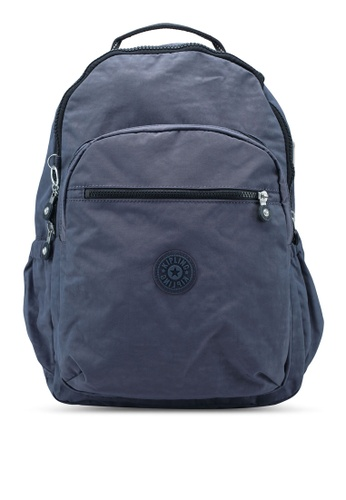 Kipling blue Seoul Go Backpack D44B7AC2853670GS_1