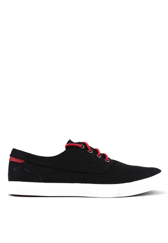 World Balance black Milford Mens Sneakers 9A345SH55BA30DGS_1
