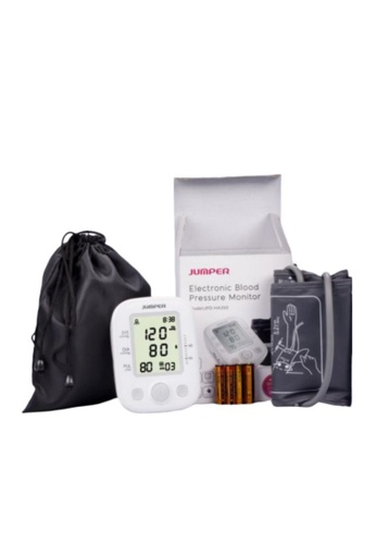 MEDPRO JUMPER Digital Blood Pressure Monitor with 2 Person Monitoring Mode [FDA Approved] B7A38ESD834882GS_1