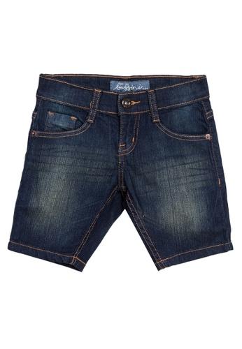 BOSSINI KIDS blue Denim Shorts FED95KA3E512A1GS_1