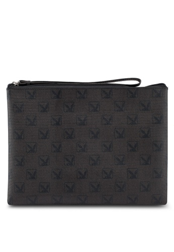 Playboy black Small Clutch Bag DD91AACD8B277DGS_1