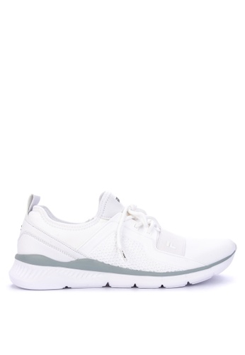 Fila white Synchro Running Shoes EDB6BSH6E68427GS_1
