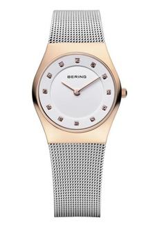 2aec21c5853 Classic 11927-064 White 27 mm Women s Watch 8E04CAC1060AC2GS 1 Bering ...