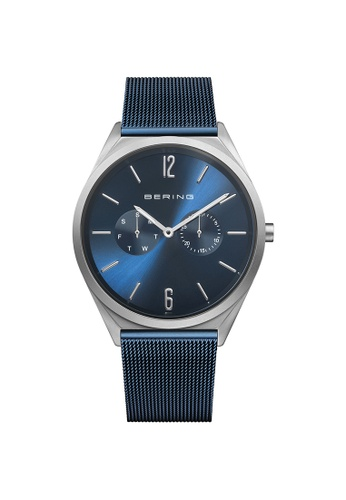 Bering blue Bering Ultra Slim Blue Unisex Watch (17140-307) 31088AC40AD811GS_1