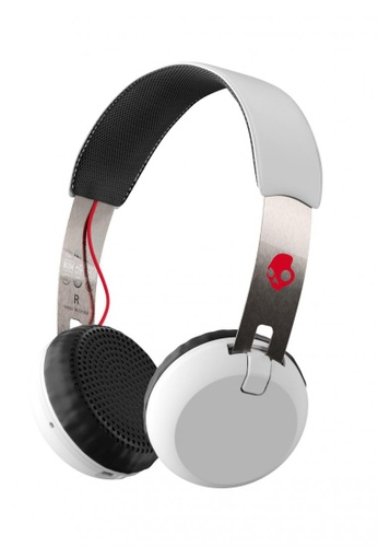 Skullcandy white Skullcandy Grind Wireless SK987AC04ZCLSG_1