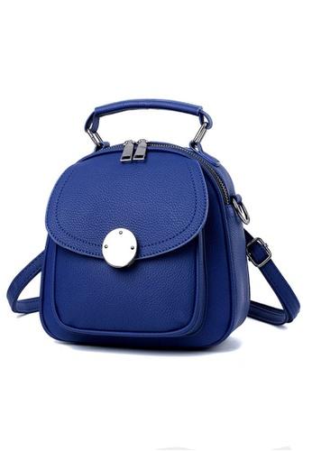 TCWK blue TCWK Korea Style Blue Ladies Backpack TC258AC0SKY5MY_1