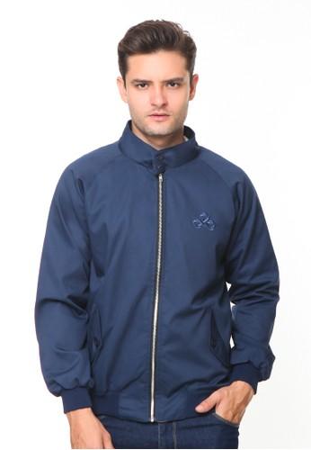 Endorse blue Endorse Jacket I Harrington Navy - END-RH003 4539AAA1AA33BDGS_1