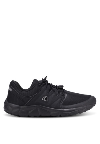 League black Kumo Chi Shoes LE683SH0S2OIMY_1