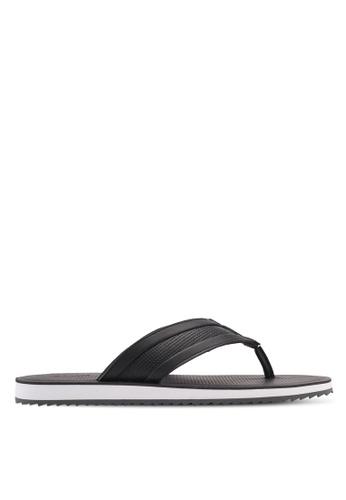 ALDO black Clivelin Sandals D069BSH1C1BCA7GS_1