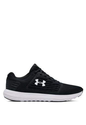 Under Armour black UA Surge Se Shoes 903F5SH6F44067GS_1
