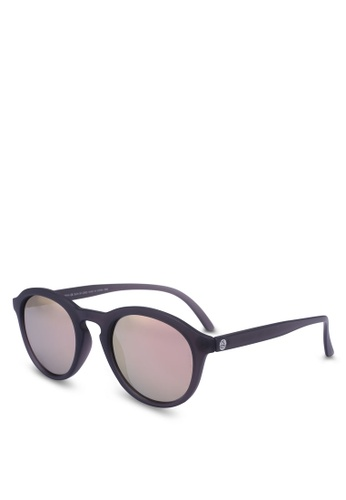 Sunski 灰色 Singelfin Grey Rose Sunglasses 37B33GL93B4677GS_1