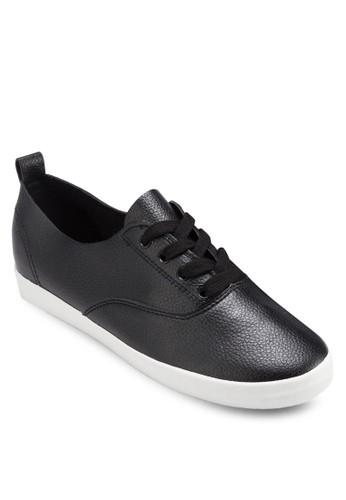 繫帶仿皮休閒鞋、 女鞋、 俏皮男孩風TwentyEightShoes繫帶仿皮休閒鞋最新折價