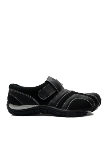 D-Island black D-Island Shoes Mens Fashion Casual Sports Canvas & Leather Black DI594SH94YIVID_1