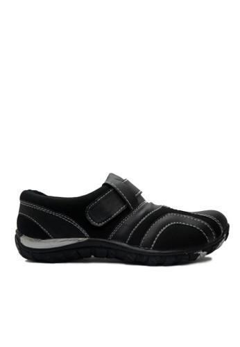 D-Island black D-Island Shoes Mens Fashion Casual Sports Canvas & Leather Black DI594SH94YIVID_1