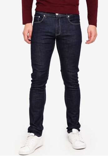 Electro Denim Lab blue Indie-Skinny Jeans 68510AA8BE40A0GS_1