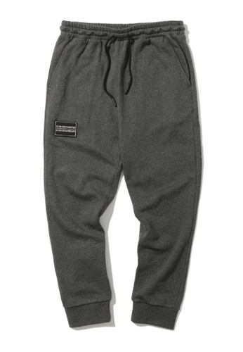 "Fivecm grey ""DISTORTION"" sweatpants DCD45AAC4BB8B6GS_1"