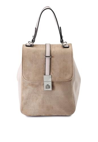 Keddo white Rosolina Backpack 714C3AC4471621GS_1